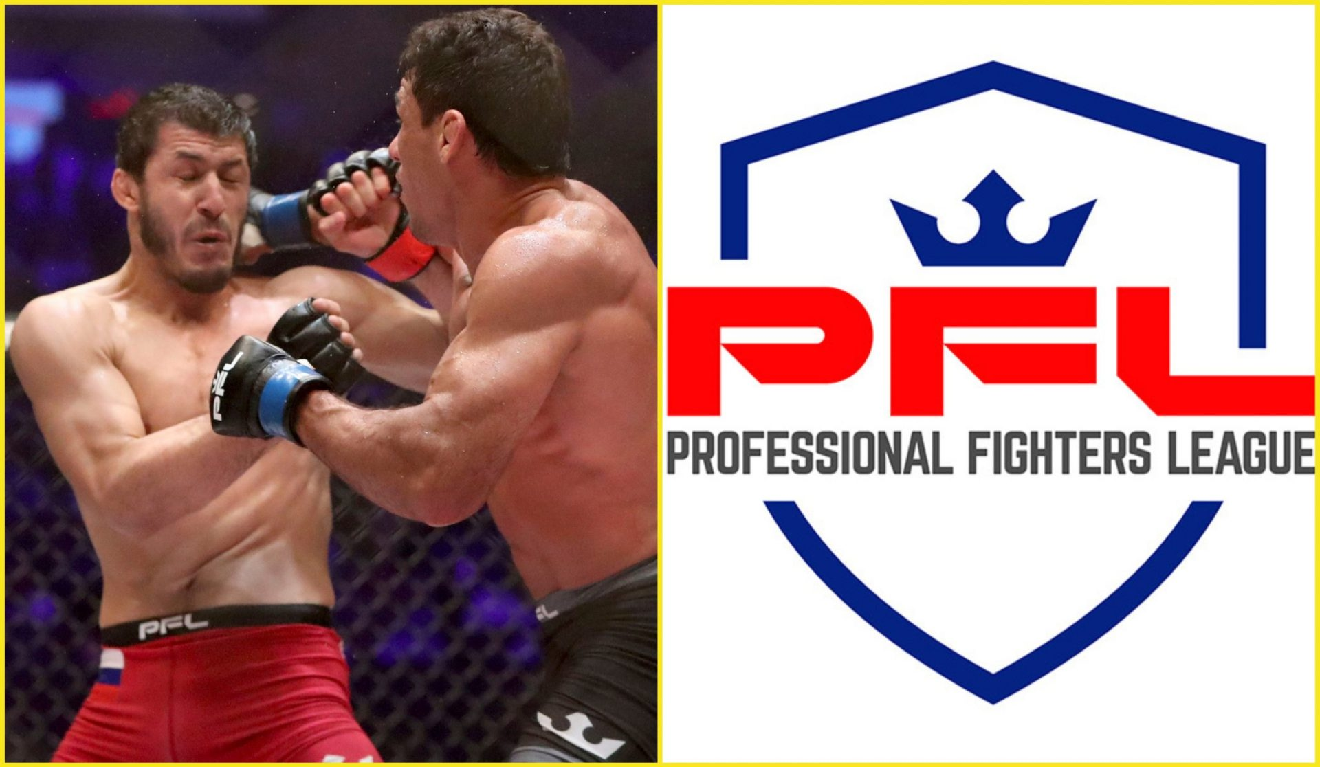 PFL is delivering fans free access to year-round premium content on new OTT platform - PFL