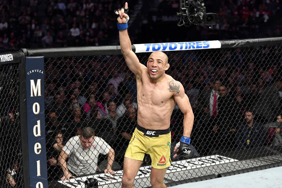 Jose Aldo opens up following his loss to Petr Yan at UFC 251 - Jose Aldo
