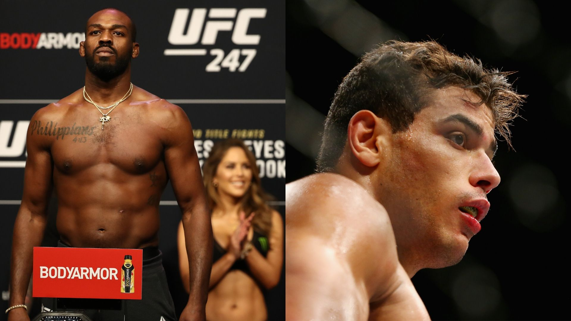 "Paulo Costa still wants to fight Jon Jones: ""He can run but he can't hide"" - Costa"