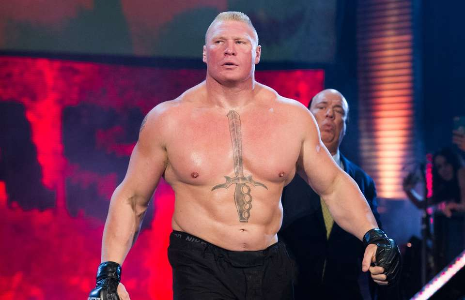 Josh Barnett says Lesnar is using MMA as leverage to sign with WWE - Lesnar
