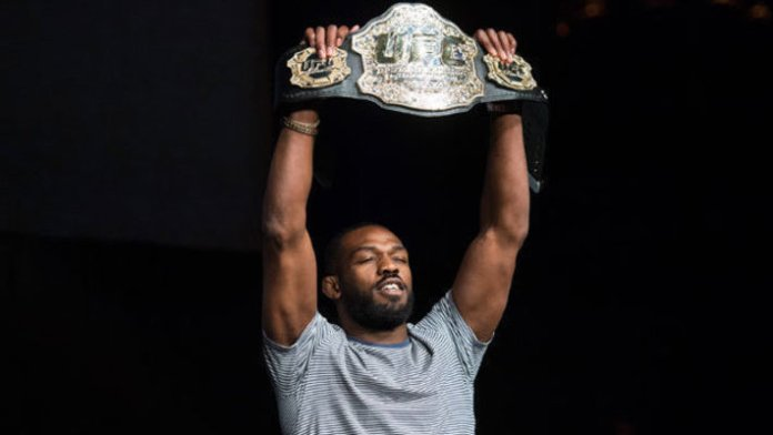 jon jones comeback
