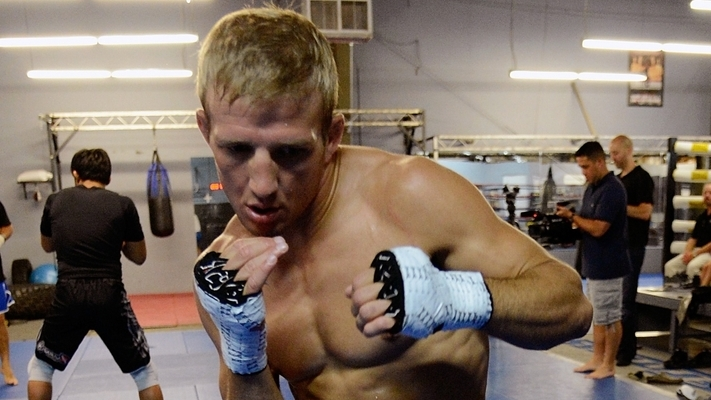 Dillashaw: I'm gonna ruin Cody's career at 135 pounds
