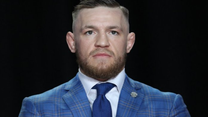 Conor McGregor takes as an underdog