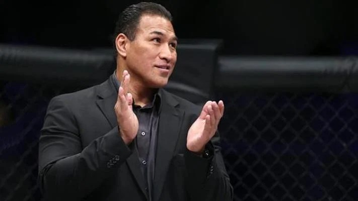 Ray Sefo Announces His Retirement From Fighting