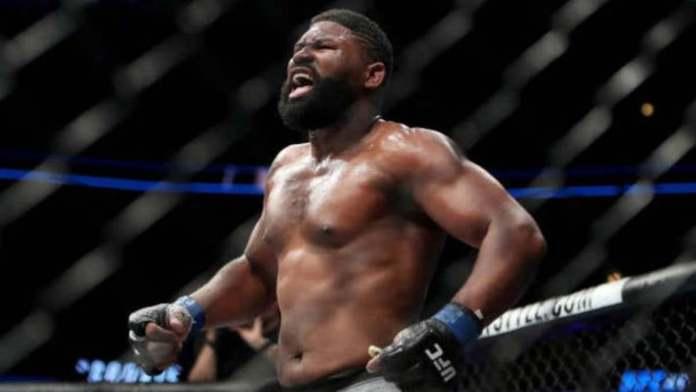 Curtis Blaydes calls UFC 225