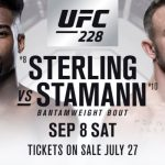 Aljamain Sterling Cody Stamann