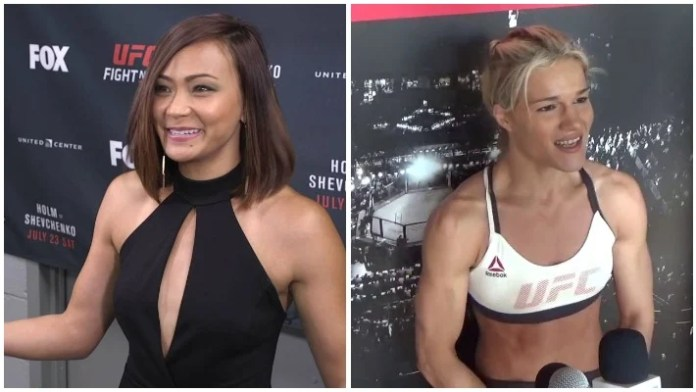 Michelle Waterson vs Felice Herrig