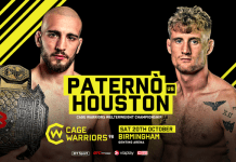 Cage Warriors 98