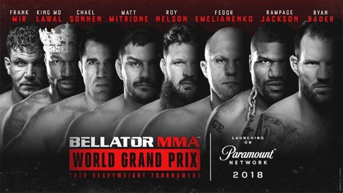 Bellator va organiza un turneu de 8 luptători pentru a încorona un campion la Heavyweight