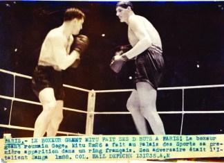 Gogea Mitu - Povestea celui mai înalt român din toate timpurile și totodată celmai înalt boxer din istorie