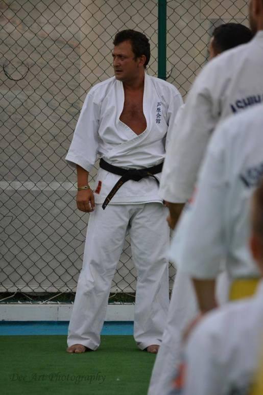 Sensei Mihai Vatafu, Ashihara Karate, Pitesti