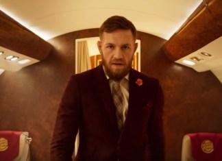 Conor McGregor este starul din noua reclamă Burger KING! (VIDEO)