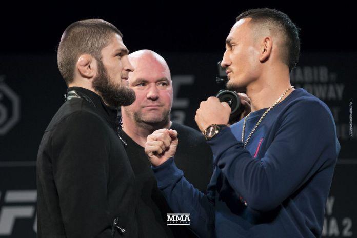 Cele mai picante momente de la conferința de presă UFC 223 (VIDEO)