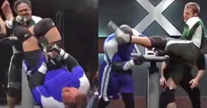 Unul dintre cele mai ciudate și violente sporturi din lume (VIDEO)