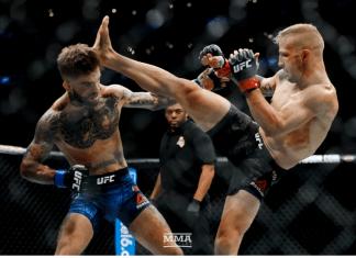 VIDEO. Rezultate și rezumate UFC 227: TJ Dillashaw vs Cody Garbrandt 2 | Sursa foto: Esther Lin, MMA Fighting