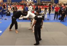RECORD: Luptă de BJJ terminată în 4 secunde! (VIDEO)