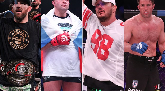 Weekend plin de MMA cu 2 gale Bellator în 2 zile: Matt Mitrione vs Ryan Bader și Fedor Emelianenko vs Chael Sonnen (VIDEO)