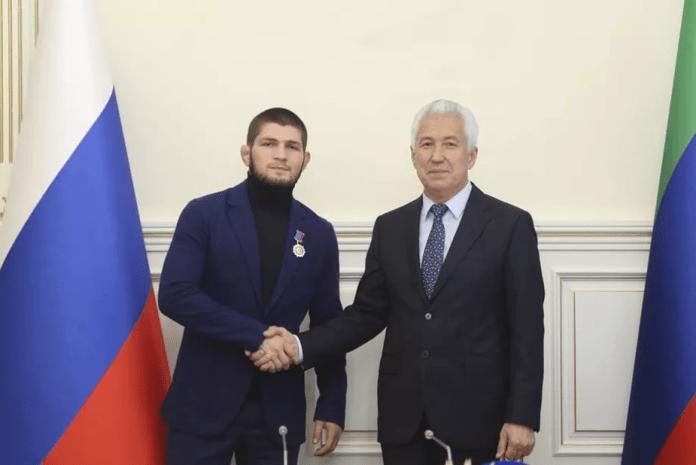 Khabib Nurmagomedov a primit un post important în Guvernul Dagestanului!