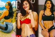 VIDEO. Una dintre cele mai sexy luptătoare din UFC a fost atacată, iar acum se află în spital.