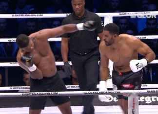 VIDEO. Una caldă și una rece pentru Benny Adegbuyi! Vezi KO-ul reușit și KO-ul luat de luptătorul nostru