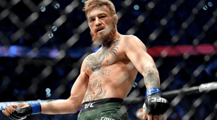 Conor McGregor a provocat un luptător surpriză pentru o luptă de MMA