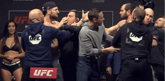 VIDEO. Nicolae Negumereanu și-a început debutul în UFC cu o altercație serioasă cu adversarul său!