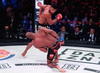 VIDEO. Bellator 221 Rezultate complete: Vezi KO-ul care i-a adus prima înfrângere din carieră lui Michael Venom Page!