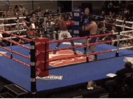 VIDEO. Fiul lui Anderson Silva a debutat cu TKO în Muay Thai!