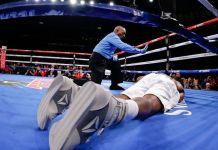 VIDEO. Vezi KO-ul realizat de Gennady Golovkin GGG împotriva lui Steve Rolls!