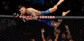 VIDEO. Vezi rezultate UFC Sacramento și revenirea spectaculoasă a lui Uriah Faber!