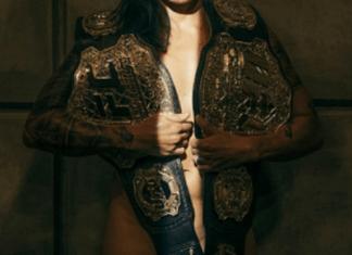 FOTO. Dublă-campioană din UFC a pozat goală pentru ESPN!