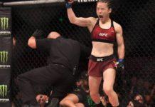 UFC China: Weili Zhang este prima campioană din istoria UFC care vine din China! (VIDEO)