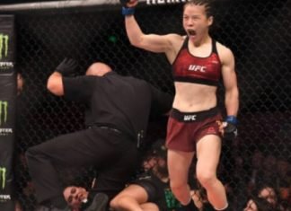 UFC China: Weili Zhang este prima campioană din istoria UFC care vine din China! (VIDEO)