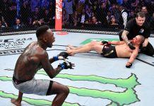 UFC 243: Avem un nou superstar în persoana lui Israel Adesanya!