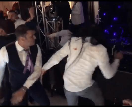 VIDEO. Bătaie generală la o nuntă de indieni din Anglia!
