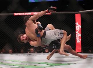 VIDEO. Vezi rezumatul și rezultatele complete de la UFC Singapore: Demian Maia vs Ben Askren