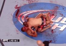 VIDEO. Vezi una dintre cele mai sângeroase lupte din UFC: Cain Velasquez vs Bigfoot Silva