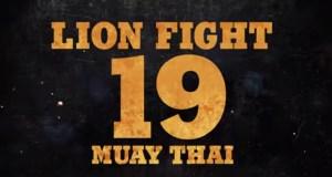 Lion Fight 19
