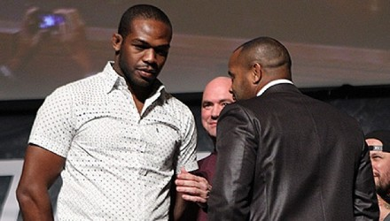 UFC 182 - Jones vs. Cormier Conference Call
