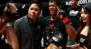 Adriano Moraes - One Championship 25