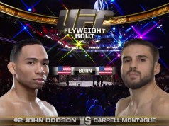 John Dodson vs Darrell Montague