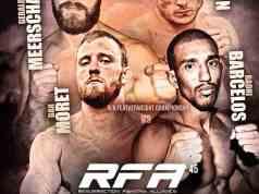 RFA 45 Event Poster meerschaert