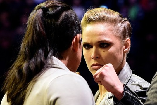 UFC 207 Betting, Rousey