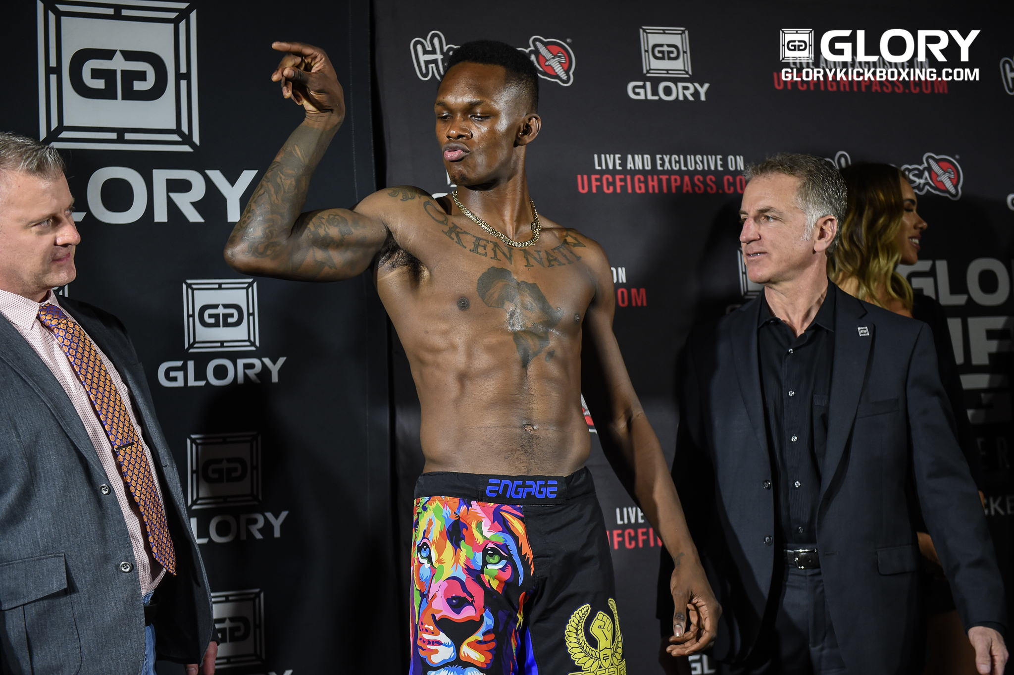 israel adesanya - photo #44