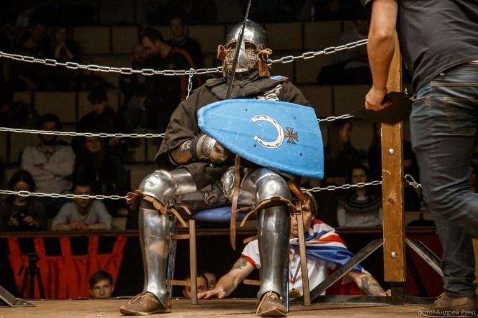 Knight Fighting