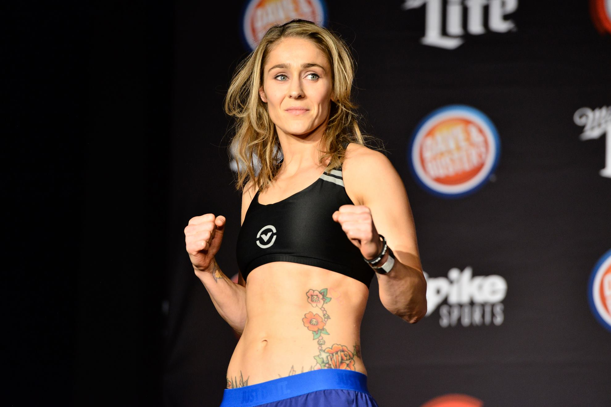 Bellator veteran Marloes Coenen happy in life after retirement ...