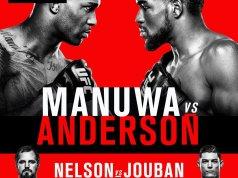 UFC London Fight Night 107
