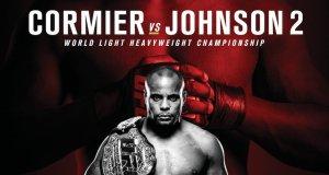 UFC 210 Johnson Cormier