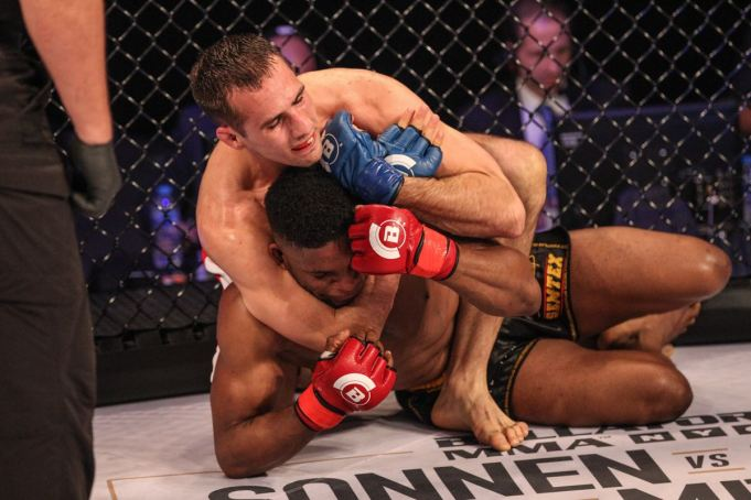 Macdonald Daley Bellator 179