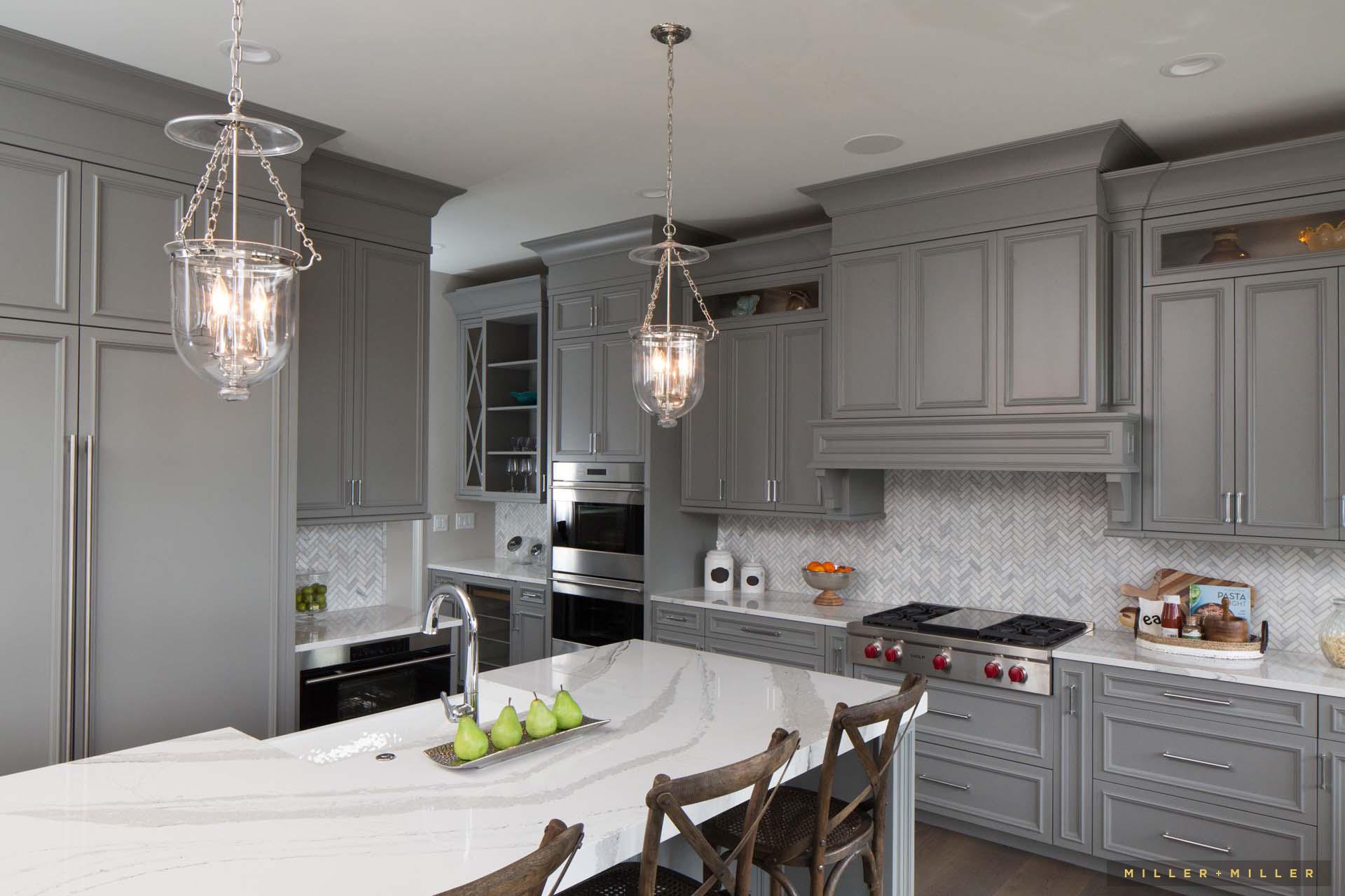 Inspiring Room: Modern Nantucket-Style Farmhouse Kitchen ... on Luxury Farmhouse Kitchen  id=92346